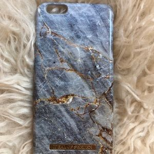 Accessories - Gray Marble IPhone 6+ Case